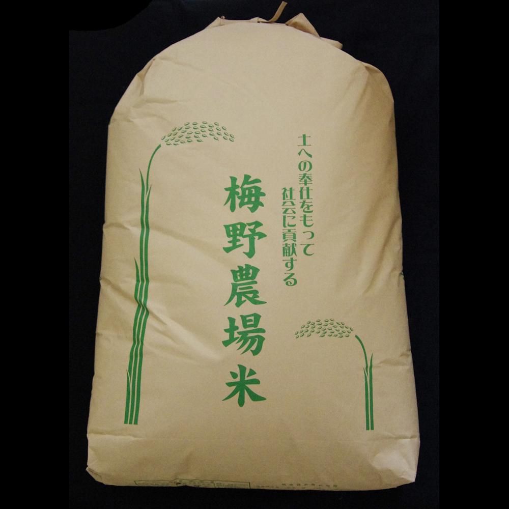 【令和2年・新米 玄米】 九州佐賀県産【 農家のプロフェショナル】   夢しずく玄米  24kg